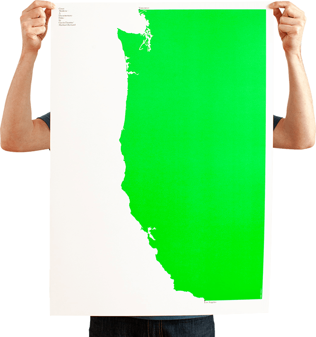 Build poster in green